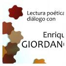 Imagen Lectura poética y diálogo con Enrique Giordano