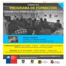 Imagen Conferencia y Seminario del Dr. Andrés Grumann