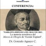 Imagen Conferencia: Narrativa Hispánica del Siglo de Oro