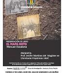 """Imagen PRESENTACIÓN DEL LIBRO """" EL MAPA ROTO"""""""