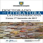 Imagen Cursos 1° Semestre 2017 Doctorado en Literatura Latinoamericana