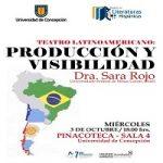 Imagen Conferencia Teatro Latinoamericano: Producción y Visibilidad