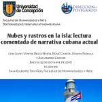 Imagen Ciclo de Charlas de los Estudiantes del Programa de Doctorado en Literatura Latinoamericana