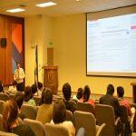 Imagen Representante de Conicyt dictó charla para estudiantes de doctorado UdeC