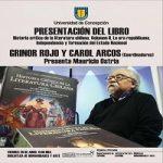 """Imagen PRESENTACIÓN LIBRO """" HISTORIA CRÍTICA DE LA LITERATURA CHILENA. VOLUMEN II. LA ERA REPUBLICANA. INDEPENDENCIA Y FORMACIÓN DEL ESTADO NACIONAL"""""""