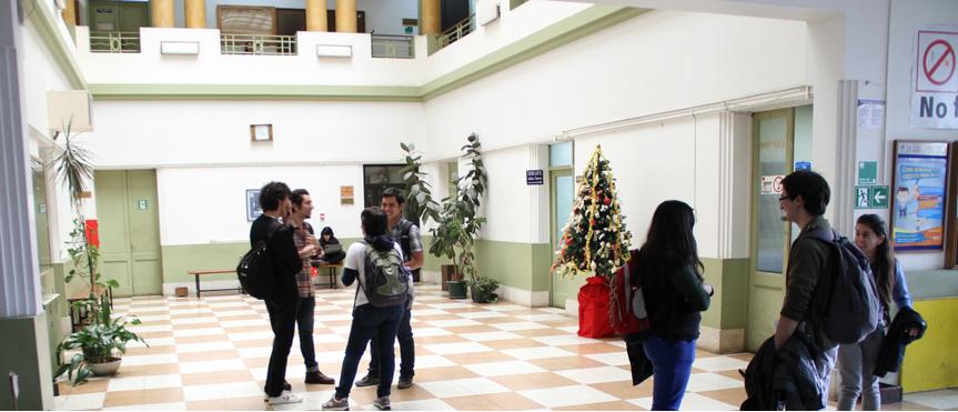 Hall -  Primer piso